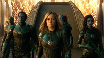 Bájos öreg nénit is agyonver Marvel Kapitány az új előzetesben