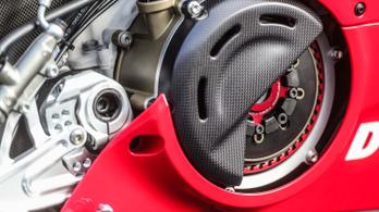 A Ducati visszahozza a csörgést: mégis száraz kuplungot kap a Panigale V4R