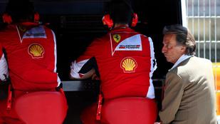 Hamiltonnal a Ferrari most bajnok lenne
