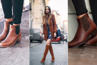 ad25255fc662 A francia nők ilyen csizmára szavaznak télen - Minden ruhát nőiesebbé és  divatosabbá tesz