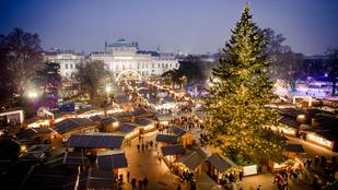 11 ok, amiért Bécs kihagyhatatlan úti cél télen