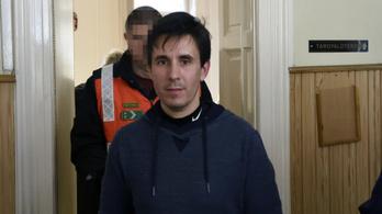 Meghosszabbították Czeglédy Csaba letartóztatását
