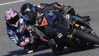 Hamilton elfelejtett szólni Superbike-tesztjéről a Mercinek