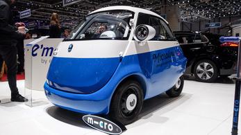 Németországban készül majd a legaranyosabb villanyautó