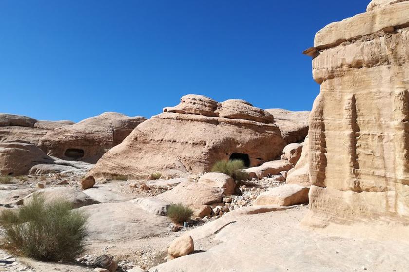 Kősivatag, mégis gyönyörű: Jordániába télen érdemes elmenni