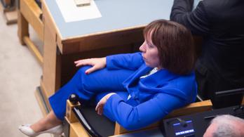 Az észt parlament nem szavazta meg a kötelező észt nyelvű oktatást