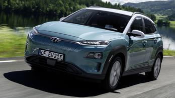 Téves hatótávot adott meg villanyautóira a Hyundai és a Kia