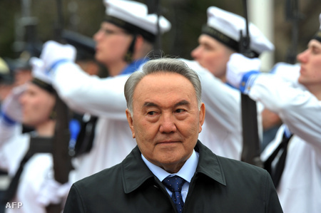 Nurszultan Nazarbajev