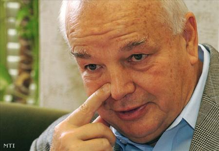 Szomráky Béla (Fotó: Oláh Tibor)