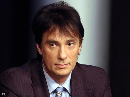 Siklós András (Fotó: Beliczay László)