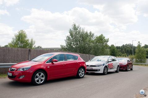 A Citroën a legújabb, és a legtestesebb