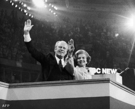Gerald Ford és Betty Ford