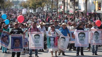Talán megoldódhat a 43 meggyilkolt főiskolás ügye Mexikóban