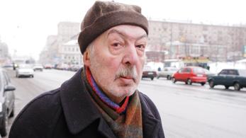 Meghalt Andrej Bitov, az orosz posztmodern irodalom atyja
