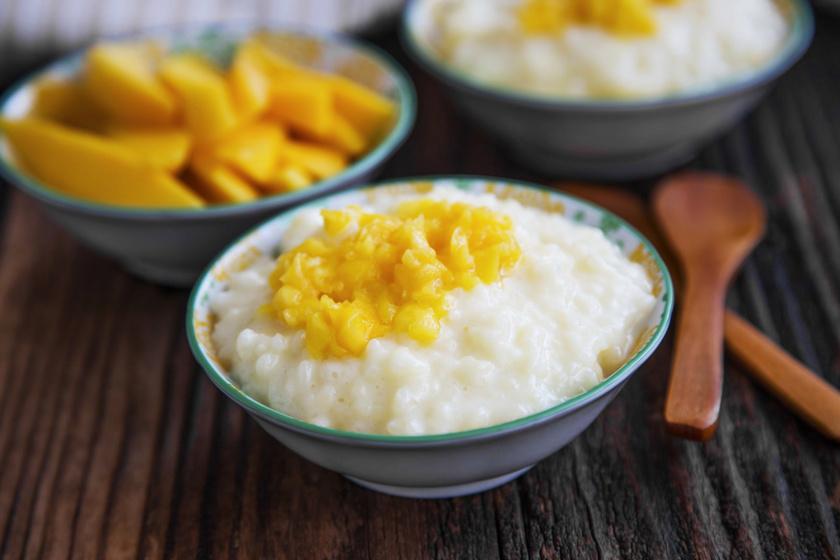 Tejszínes rizspuding: a tejberizsnél is krémesebb