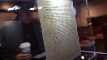 826 millió forintot ért Einstein híres Isten-levele