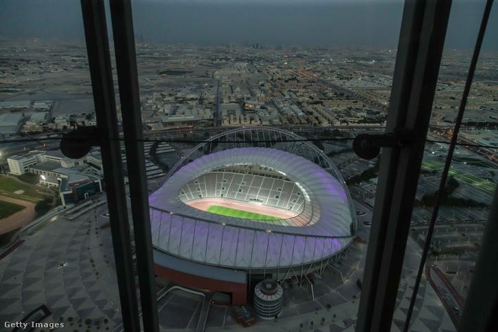 Khalifa Nemzetközi Stadion, Dohában 2018. január 5-én