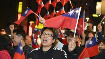 Tajvan marad Chinese Taipei: csalódtak a reformer fiatalok