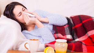 4 hasznos tipp a téli megfázások ellen