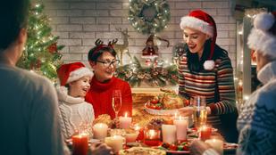 Ha úgy vesszük, akkor elég mániákusan imádjuk a karácsonyt