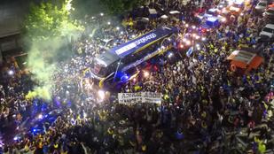 Útra kelt Madridba a Boca