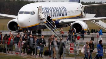 Kártérítési botrány a Ryanairnél