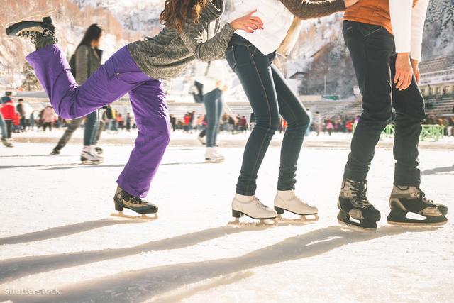 Budapesten több helyen ingyen korcsolyázhatsz