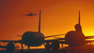 Jobban szennyezi a környezetet, mégis kevesebb adó sújtja a légiközlekedést