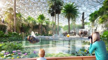 A budapesti állatkerté lesz Európa legjobb szabadidős épülete