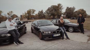 Az elmúlt harminc év három legjobb BMW-je