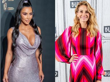 Kim Kardashian és Julia Roberts is azzal indította a decembert, amire vágytunk