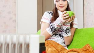 9 módszer, amivel rengeteget spórolhatsz a fűtésen