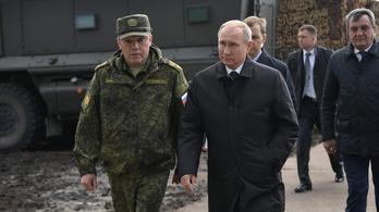 Putyin: Akkor mi is elkezdünk atomfegyvereket gyártani