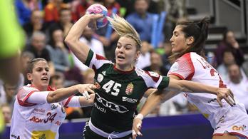 Gálameccsel megy a középdöntőbe a magyar csapat a kézi Eb-n