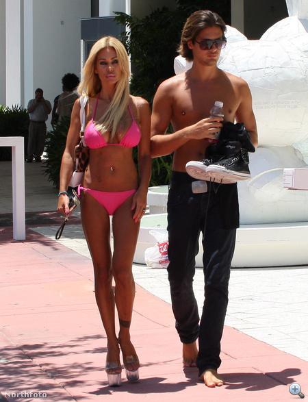 Nézzék csak Shauna Sand cipőjét...!