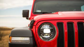 Bemutató: Jeep Wrangler – 2019.