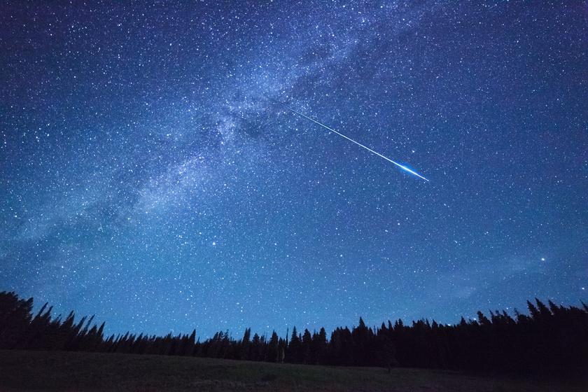 Óránként akár 100 meteor is hullhat decemberben: az év leglátványosabb jelensége