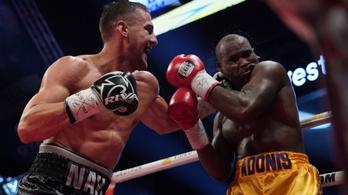 Súlyos, traumatikus agysérülést szenvedett a KO-zott bokszvilágbajnok