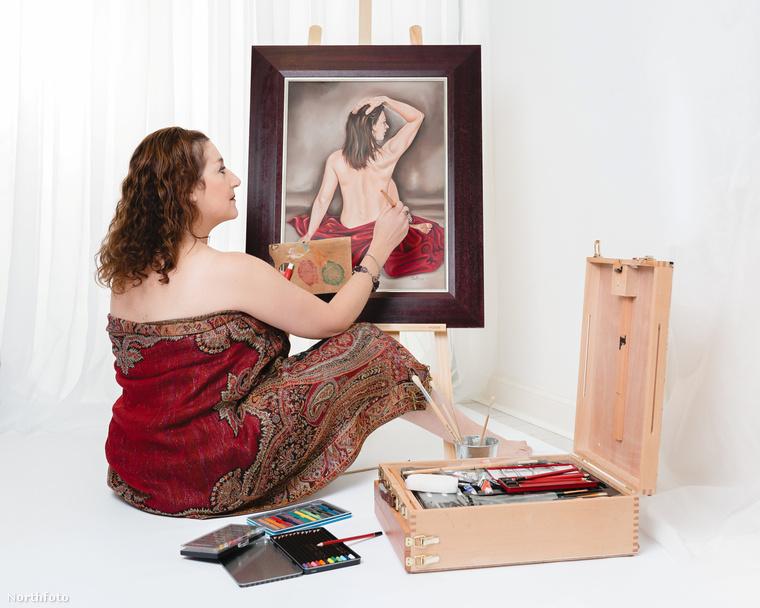 ...mások inkább azt mutatták meg, hogy milyen lenne, ha a hobbijukat űznék meztelenül.