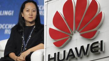 Letartóztatták a Huawei pénzügyi vezetőjét