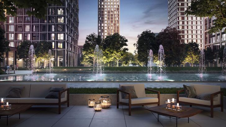 Az International Property Awards egyik kategóriájában Európa legjobbjának választották a Group Dyer moszkvai terveit