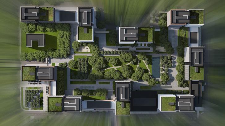 A Prime Park gyakorlatilag egy új városnegyed lesz Moszkvában