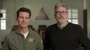 Tom Cruise aggódik, hogy talán ön is rosszul nézi a tévéjét
