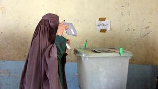 Megsemmisítette az összes kabuli szavazatot az afgán választási bizottság