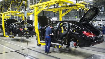 35 százalékos béremelés a Mercedes-gyárban