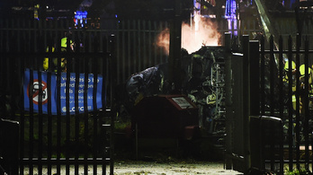 A farokrotor hibája miatt zuhant le a Leicester-tulaj helikoptere