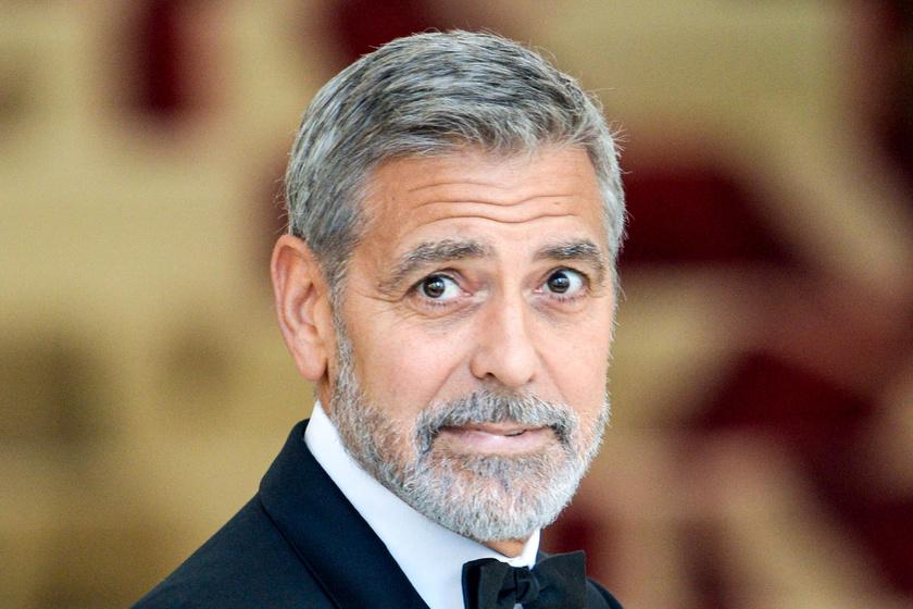 George Clooney tüneményes a gyerekeivel - Nagyon jó apa lett az egykori agglegényből