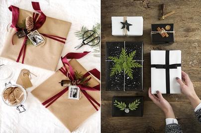 ajándék csomagolás technikák karácsony meglepetés FB cover