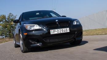 BMW E60 M5 – 2008.