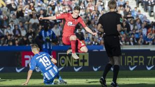 A válogatottat okolja a freiburgi edző Sallai Roland sérüléséért